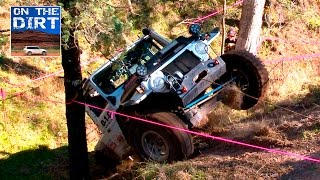 V8 Toyota FJ40 Landcruiser 4x4 4WD Winch Action