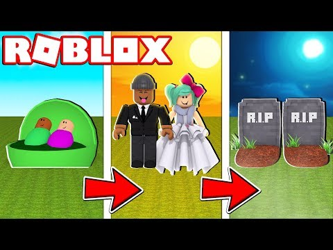 LIFE SIMULATOR 2018 IN ROBLOX! (Growing Up Update)