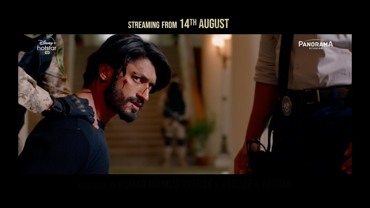 Khuda Haafiz | Vidyut Jammwal | Shivaleeka Oberoi | Streaming from 14th August
