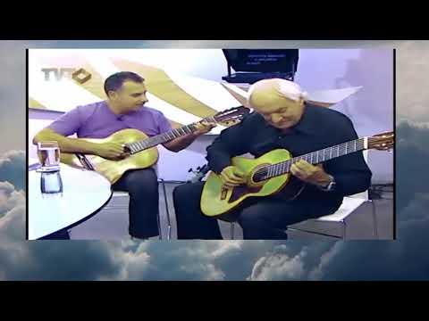 LUIZ  ALVES  NA TV ORLANDO ALDASI VIOLÃO 7 CORDAS