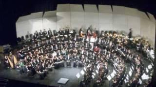 tmea texas all state concert band 2008 2009 italian rhapsody