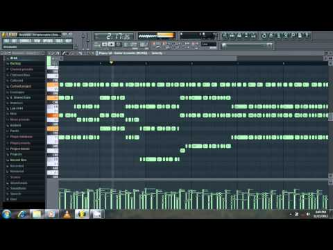 Beyonce   Irreplaceable Dida Steez Remake + mp3 FL Studio 10