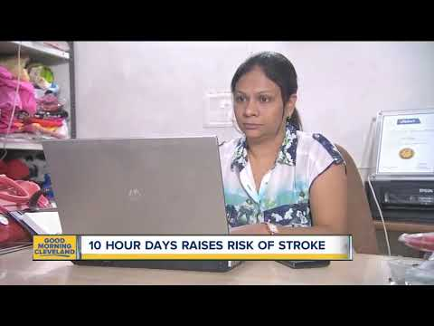 Long work hours could have negative impact on health