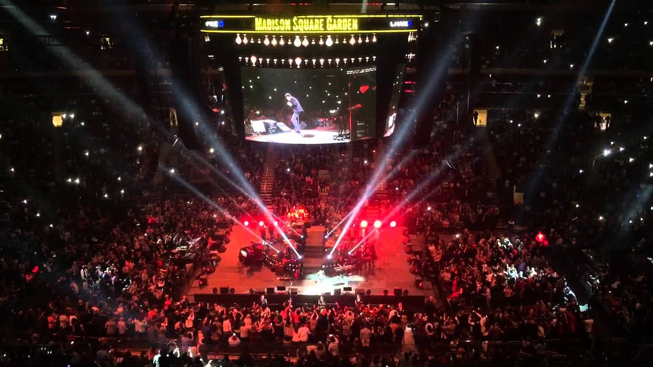 Flor P Lida By Marc Anthony Live At Msg In New York City 2016 Youtube