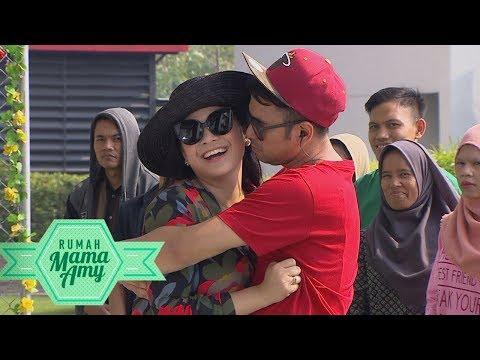 Gigi Ingin Diajarin Sulap Menghilangkan Raffi Dari Hatinya  - Rumah Mama Amy (13/9)