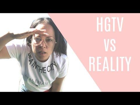 HGTV vs Reality