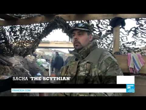 REPORTERS   Ukraine  A phoney war in strategic Mariupol   France 24 1