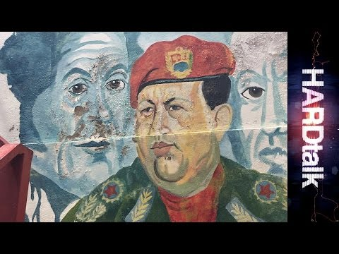Stephen Sackur on the road in Venezuela - BBC HARDtalk
