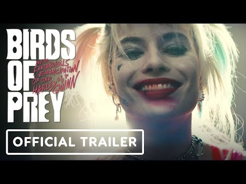 Birds of Prey - Official Trailer (2020) Margot Robbie, Ewan McGregor