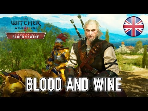 The Witcher 3: Wild Hunt - PS4/PC/XB1 - Blood and Wine (teaser trailer) (English)