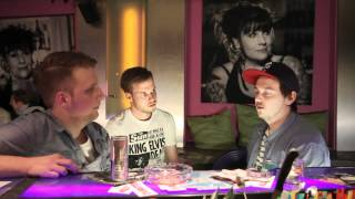 Audiophil 07.04.2012 - Theater unter Tage // Interviews