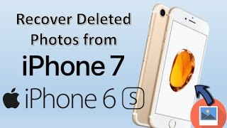 How to recover lost or deleted photos from  iPhone 7/6/6s/5/5s/4/4s/iPad/iPad Air|Mini|Pro/iPod