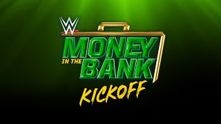 WWE Money in the Bank Kickoff July 18 2021
