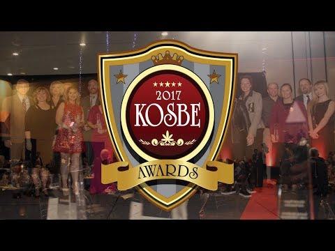 2017 KOSBE Awards   Highlights