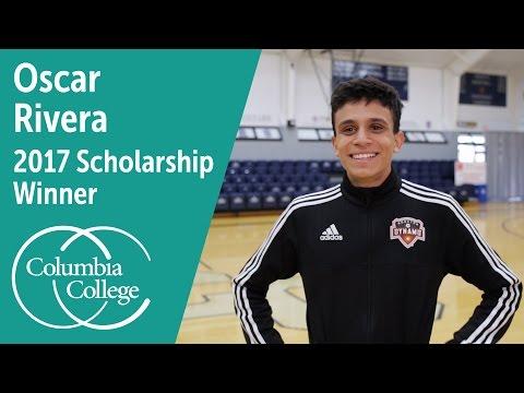 Oscar Rivera - 2017 Scholarship Winner