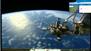 Вид на Землю с космоса. МКС онлайн. / View of Earth from space. ISS online(, 2015-11-28T09:54:02.000Z)