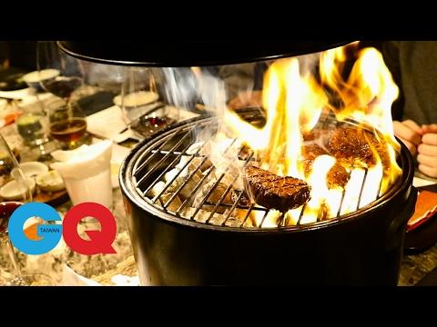 大人系燒肉 頂級和牛餐酒會|GQ UP CLUB|201701