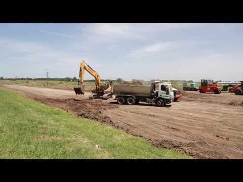 Comenzó la construcción de la primera autopista licitada por sistema PPP