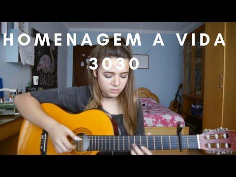 """3030 """"Homenagem A Vida"""" - (Cover) Elana Dara"""