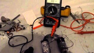 Edward Leedskalnin Coral Castle Passive Negative Resistance and Negative Voltage Perpetual Power