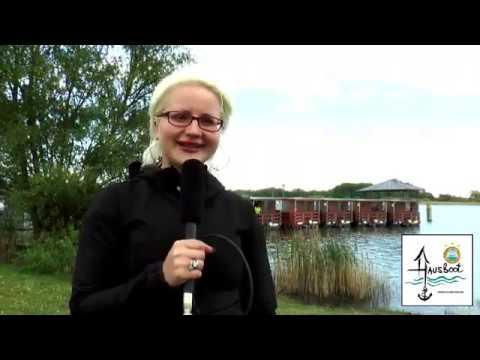 Hausboot fahren am Beetzsee in Brandenburg