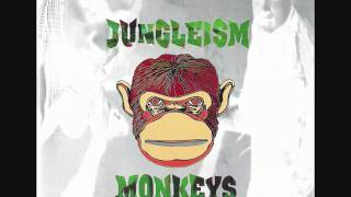 Jungleism Monkeys - Heaven - Junglist  (Dub Version)