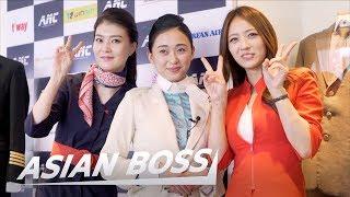 Becoming A Flight Attendant: Dream Job For Korean Girls | ASIAN BOSS