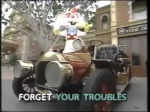 Disney Sing Along Songs - 1990 Disneyland Fun - Whistle While You Work/Step In Time
