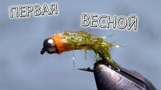 С этой мухи начну рыбалку! Мушка для Ранней Весны