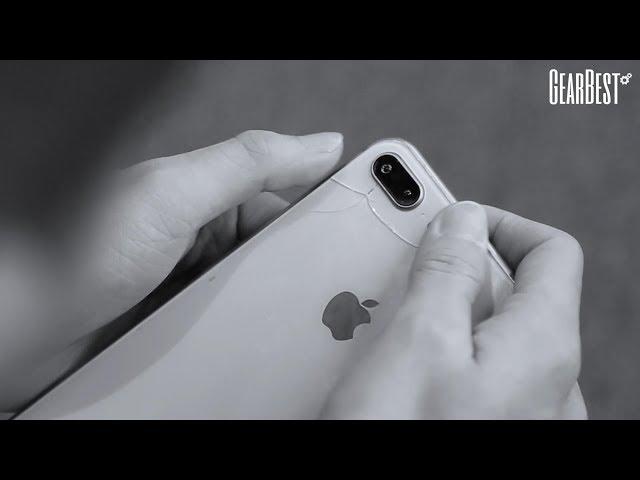 OrientWay Adjustable 360 Degree Rotation Cellphone Holder Stand Finger Ring Car Phone Mount Black
