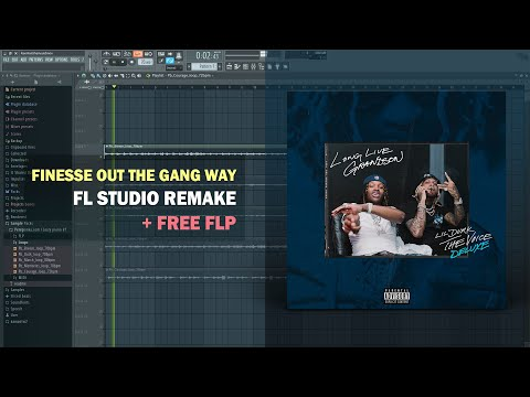 Lil Durk – Finesse Out The Gang Way ft. Lil Baby (Instrumental) + Free FLP Remake