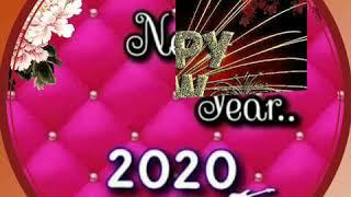 2020 Ki nayi subah Mubarak ho aap sabko meri taraf se