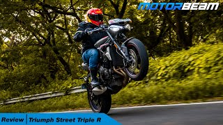 Triumph Street Triple R  Here Is Why You Want One! | MotorBeam