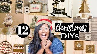 12 Inexpensive Christmas DIYs | Holiday Decor Ideas 2019 | Ashleigh Lauren