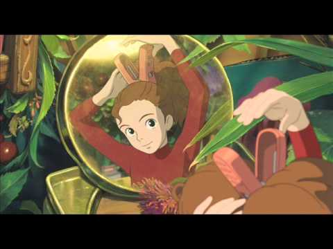 Cécile Corbel - Arrietty Song ( Arrietty Soundtrack )