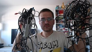 How is your Video Game Cord Management? - NNN Show Ep 89