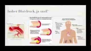 hoher Blutdruck - Bluthochdruck - arterielle Hypertonie