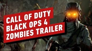 Call of Duty: Black Ops 4 Zombies - Ancient Evil Trailer