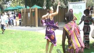 Ballet Djelia Kadi - Drum and Dance Performance -SUNU, DIANSA
