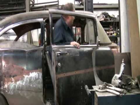 Kenny S Redneck Garage 1957 Chevy Bench Seat Fabrication