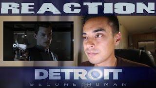 Detroit: Become Human E3 2016 Trailer Reaction
