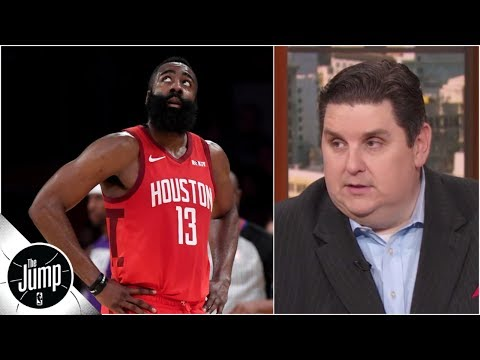 No matter what James Harden says, Scott Foster is a top NBA referee - Brian Windhorst | The Jump