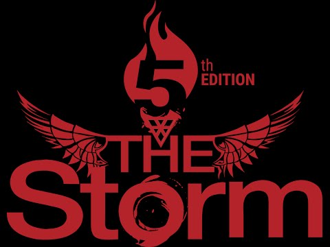 "V. int. Tattoo Convention ""The Storm"" 2016 - Luxembourg"