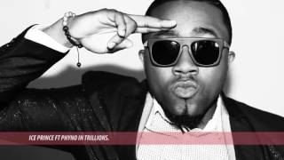 Ice Prince releases 'Trillions' feat. Phyno off #J2TW album