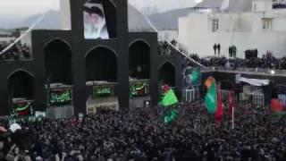 ASHURA Nakhl Ceremony Taft, IRAN アーシュラー祭 アシュラ タフト イラン