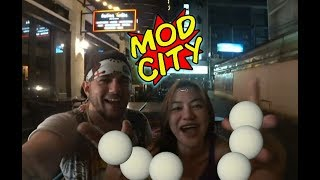Ping Pong Show #ModCity TheRealShookOn3 ~