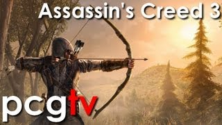 Assassin's Creed III Max Settings on Powercolor HD6870 Gameplay (PC HD)