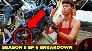 Walking Dead 8x06 BREAKDOWN - SCAVENGER THEORY! (Episode 6 Analysis)
