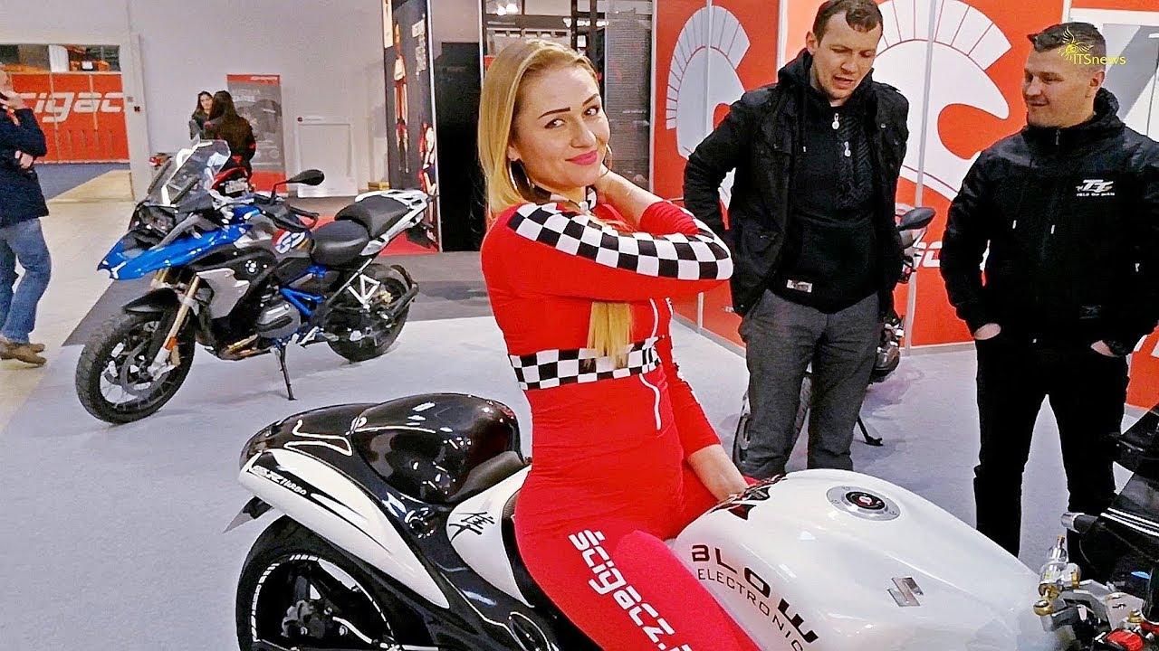 Motocykle, motocykle, motocykle. WARSAW MOTORCYCLE SHOW 2018