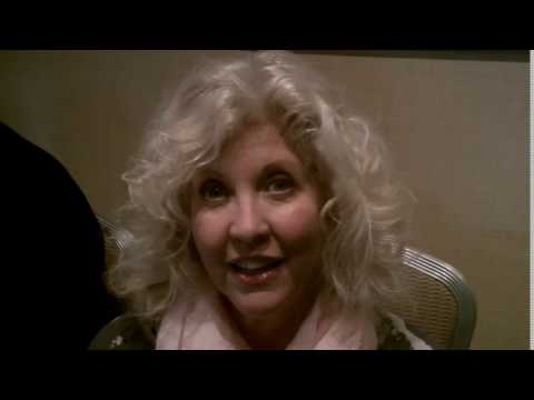 Actress Nancy Allen she tell us that the Grimps are on the way!.